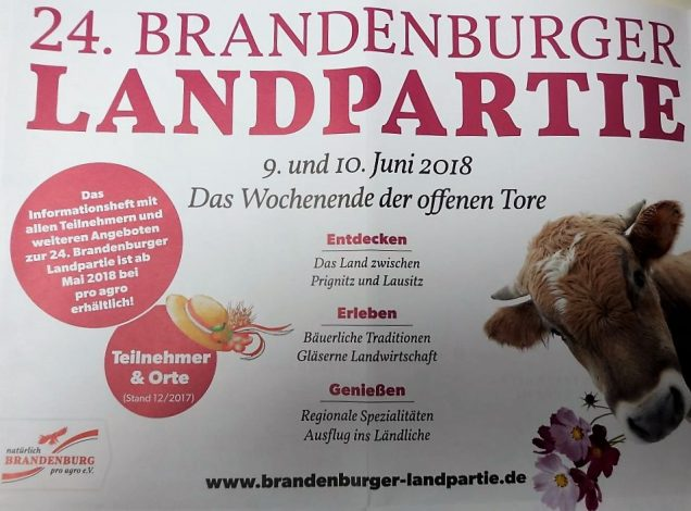 24. Brandenburger Landpartie